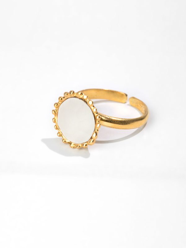 _WHITEHEAVEN_ gold ring