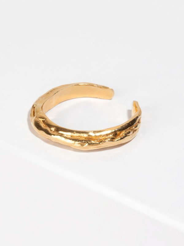 ROWENA gold ring