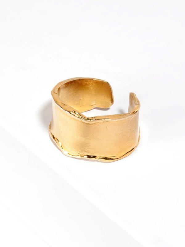 FEMI gold ring