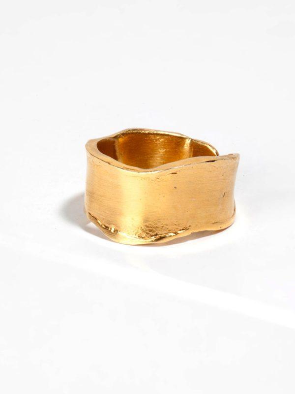 HERTA gold ring