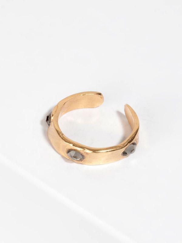 PAULINA gold ring