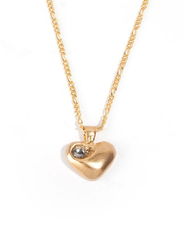 HILAIRE  gold pendant