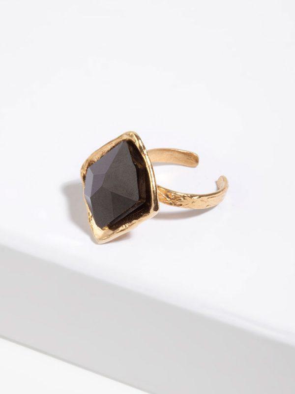 PATRICIA gold ring