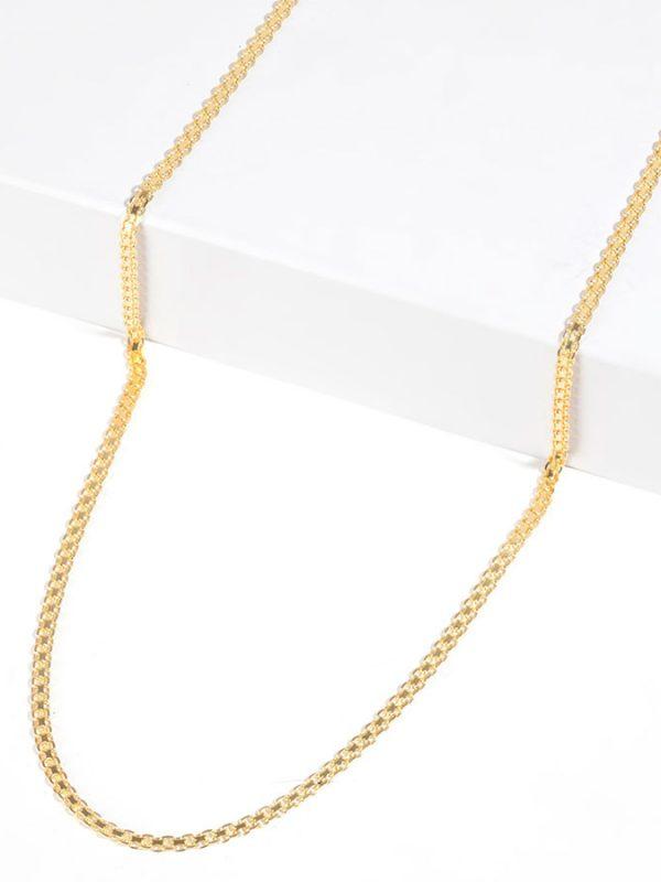 ROSA gold  neck