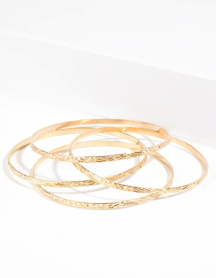 FELIX gold bracelet