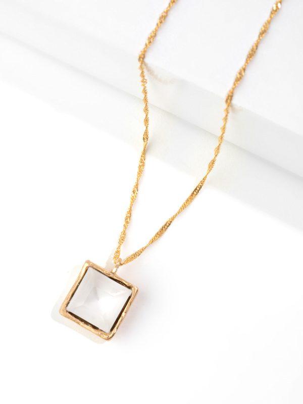WHITEHEAVEN gold pendant