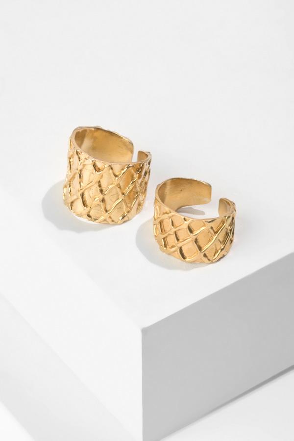 ELAFONISSIgold ring