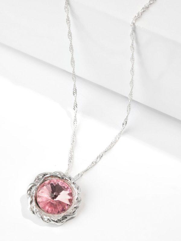 WAVE PINK pendant