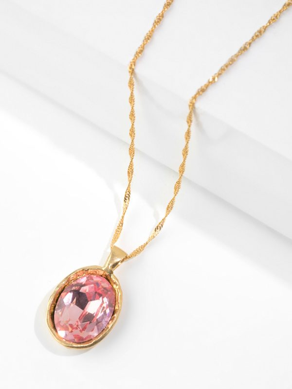 CANGGU gold pendant