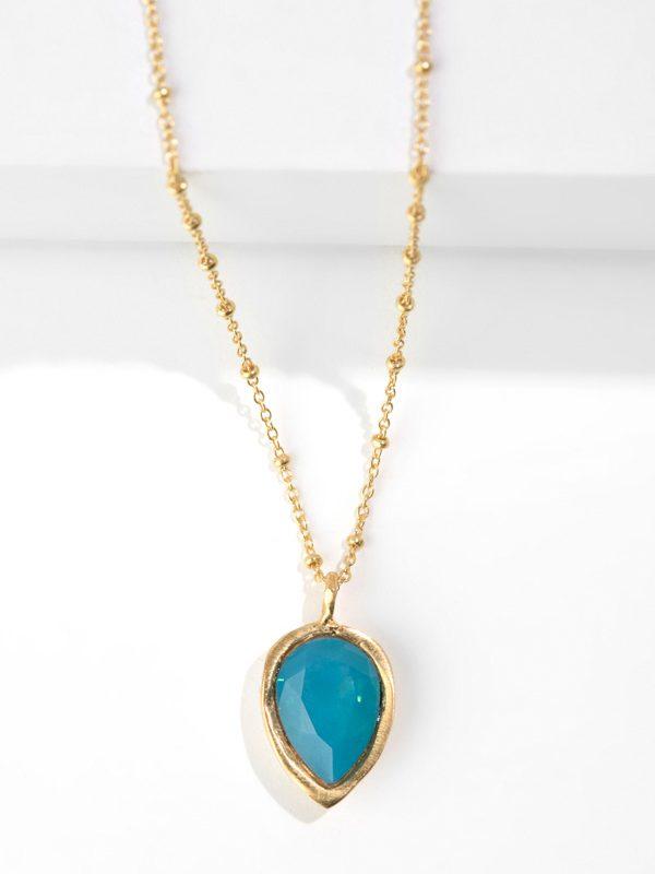 NAVAGIO gold pendant