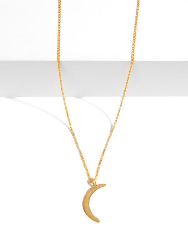 SKY gold pendant